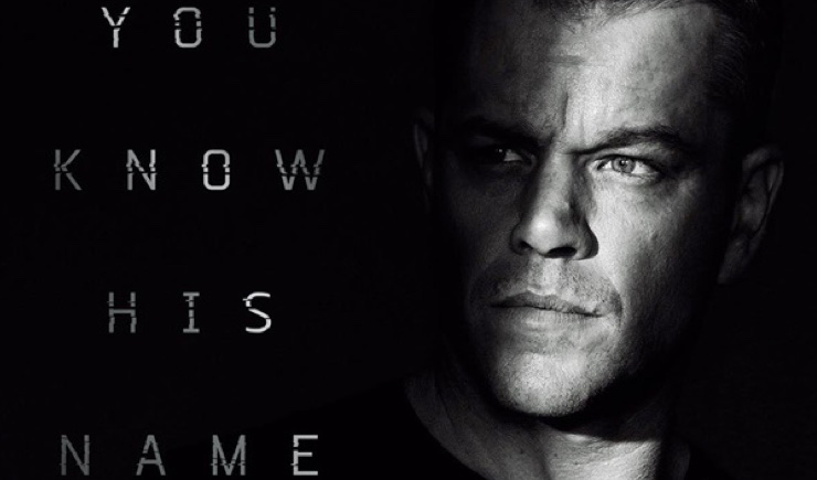 "Matt Damon is back in new ""Jason Bourne"" Movie"