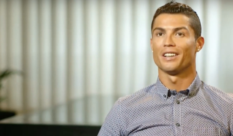 Cristiano Ronaldo Interview – On Messi & Mourinho