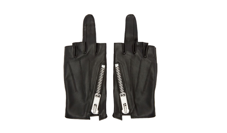 Give Haters the Finger in Style With The 99% Gloves From IS