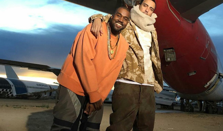 """French Montana, Kanye West & Nas' """"Figure It Out"""" Video"""
