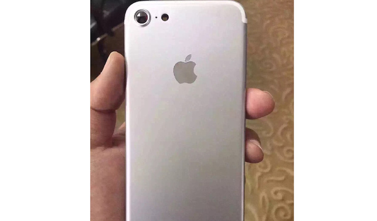 Is This the First Real Photo of the iPhone 7?