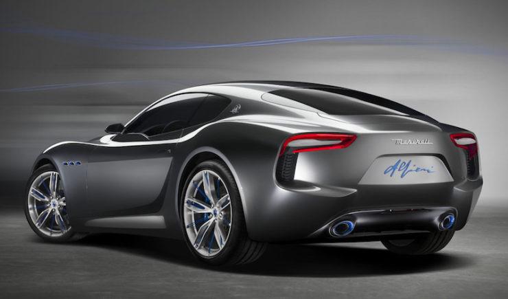 2020 Maserati Alfieri Concept Car