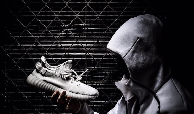 Check Out The All-White adidas YEEZY Boost 350 V2