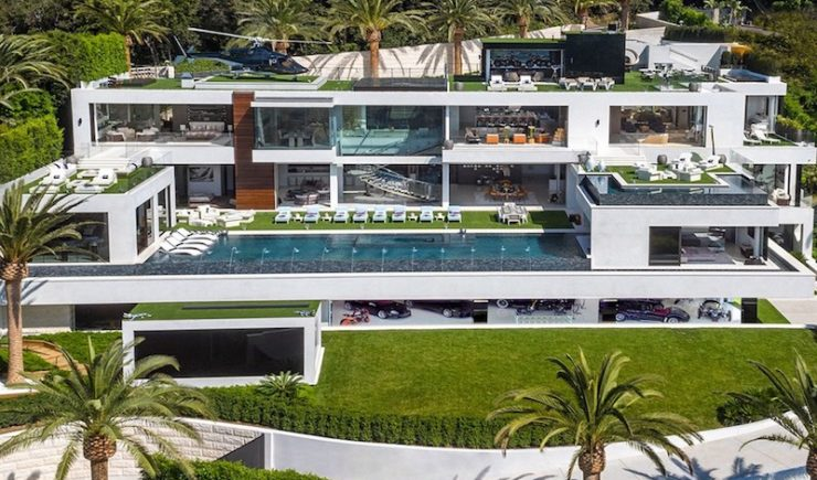 Is This $250 Million USD Bel-Air Mansion America's Most Expensive Home
