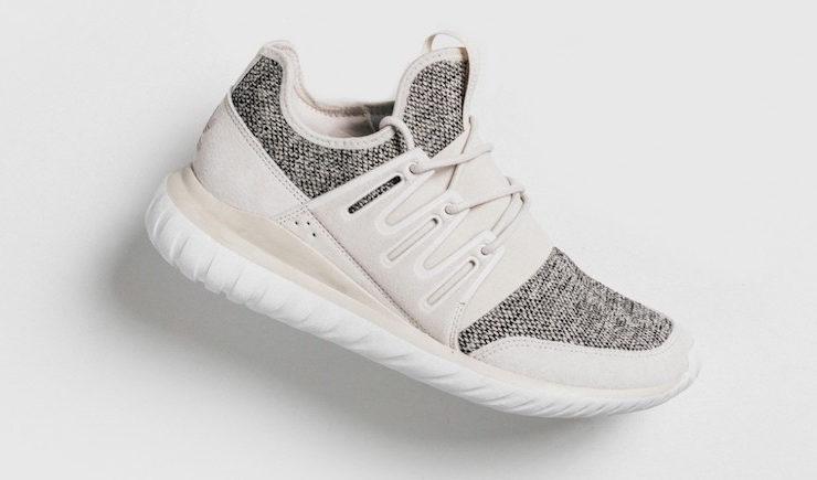 "adidas Originals Tubular Radial ""Mélange Knit"" Pack"