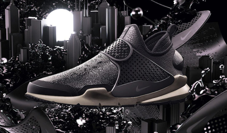 Check Out The Stone Island x NikeLab Sock Dart