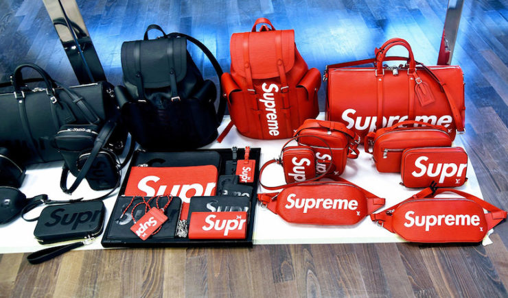 Check Out The Upcoming Supreme x Louis Vuitton Collection