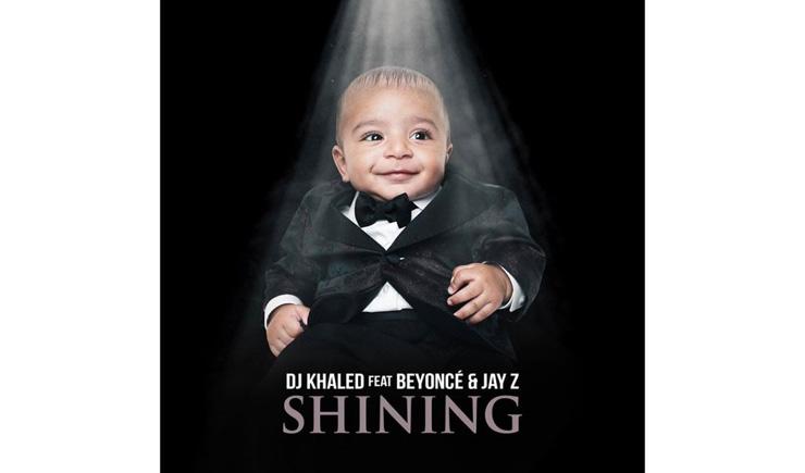"Beyoncé and Jay-Z Jump on DJ Khaled's New Track ""Shining"""