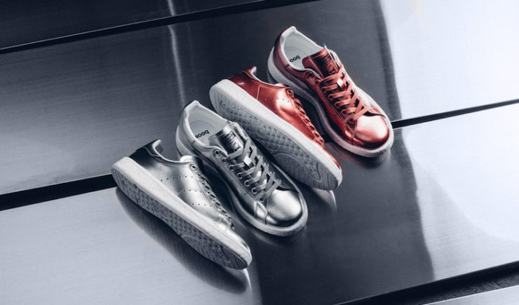 "Adidas Releases the Stan Smith Boost ""Metallic"" Pack"