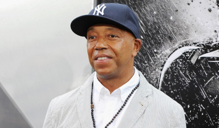 Take a Look at a Day in the Life of Russell Simmons