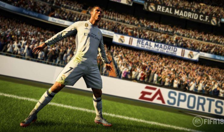 FIFA '18 trailer starring Ronaldo