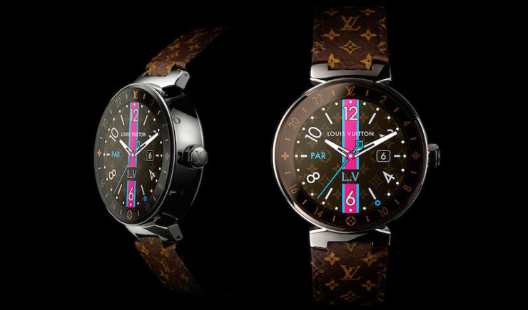 Louis Vuitton Unveils Smartwatch