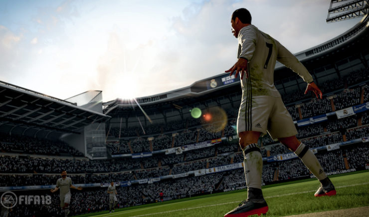 New 'FIFA 18' Trailer Let's You See the World's Best Like Never Before