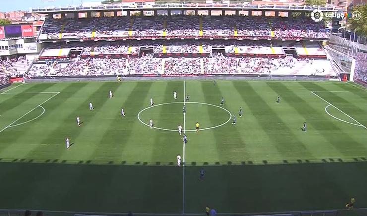 Highlights Rayo Vallecano vs Cultural Leonesa