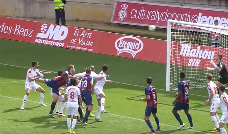 Highlights Cultural Leonesa vs SD Huesca