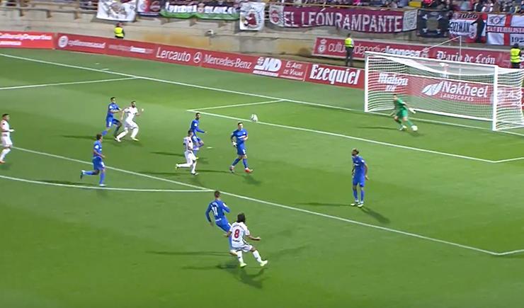 Highlights Cultural Leonesa vs UD Almería