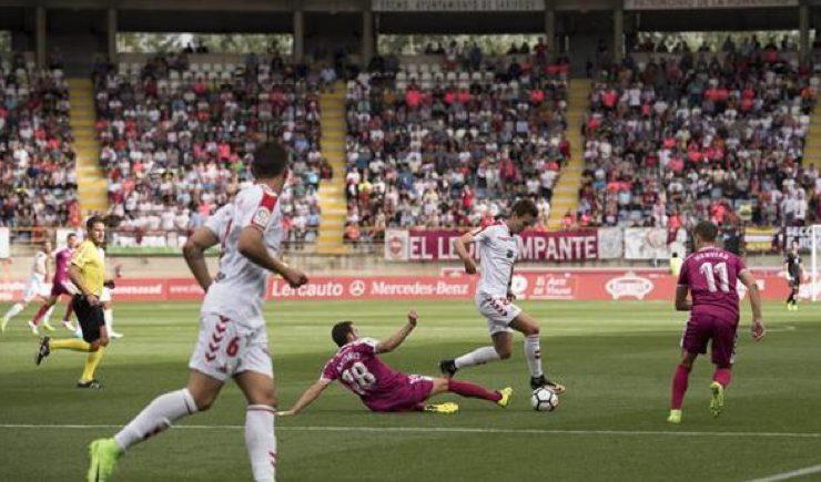 Cultural Leonesa vs Valladolid