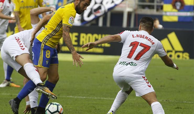 Highlights Cádiz CF vs Cultural Leonesa