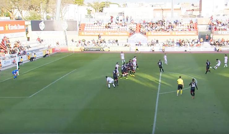 Highlights CF Reus vs Cultural Leonesa