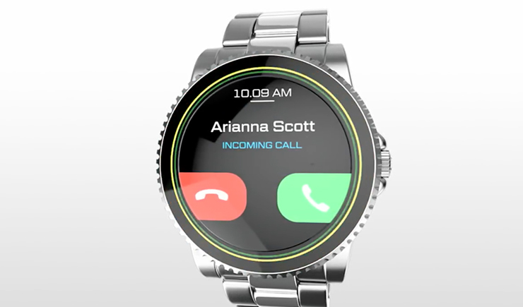 Rolex Smartwatch 2018?