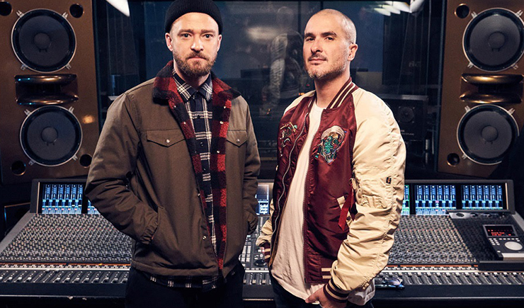 Justin Timberlake and Zane Lowe on the Janet Jackson Incident