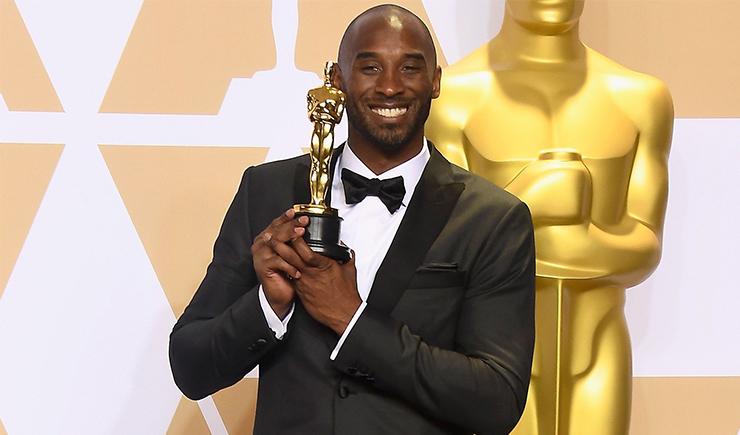 Kobe Bryant on Winning an Oscar
