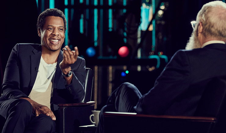 JAY-Z Praises Snoop Dogg & Eminem in Upcoming David Letterman Interview